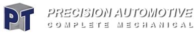 PT Precision Auto Logo